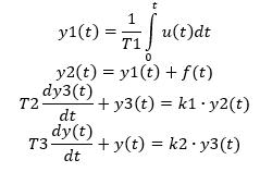 исходные уравнения
